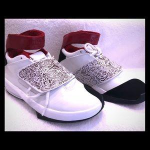 Nike Air Jordan 20 OG White Laser